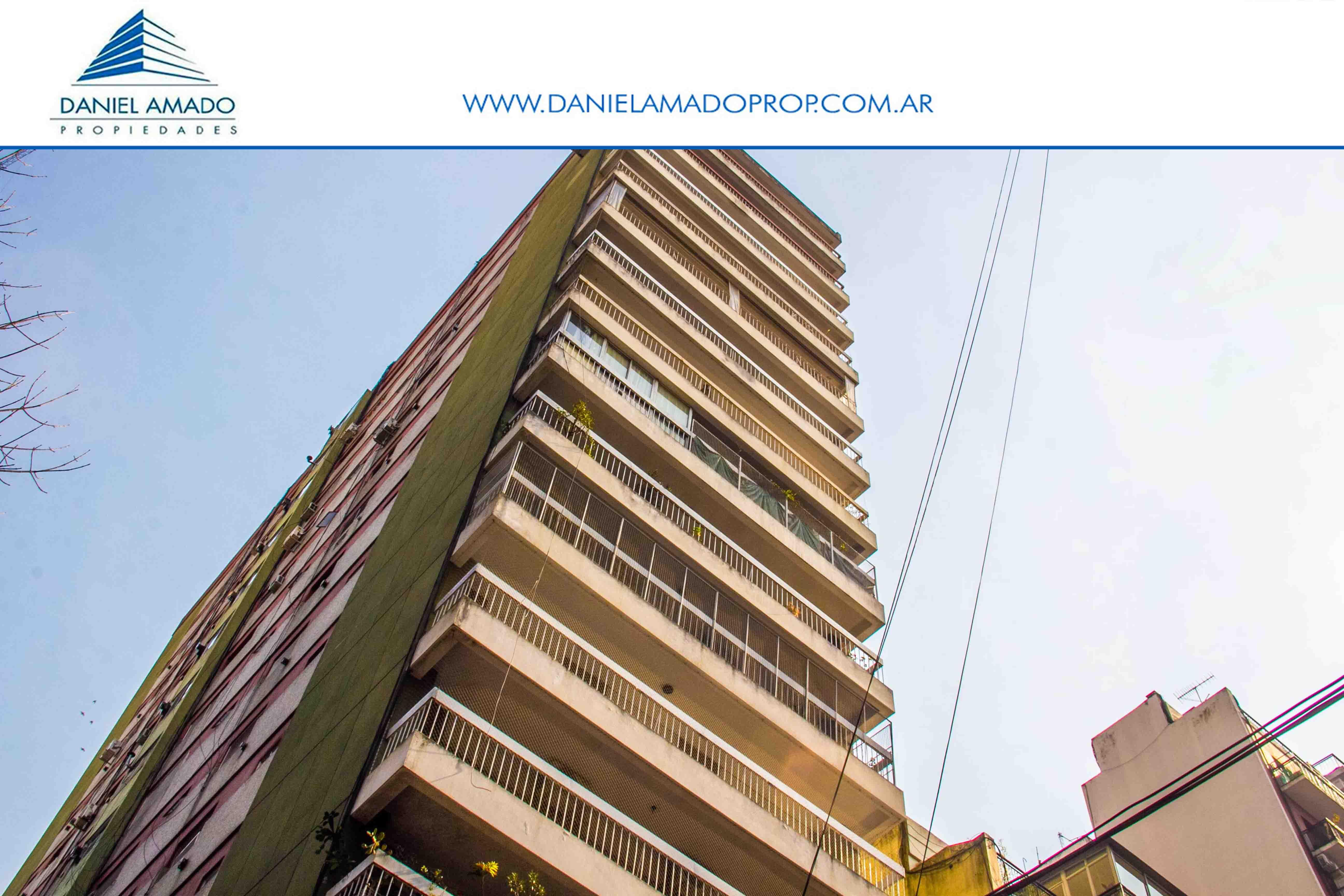 Daniel Amado Propiedades – Depto Doblas y Guayaquil