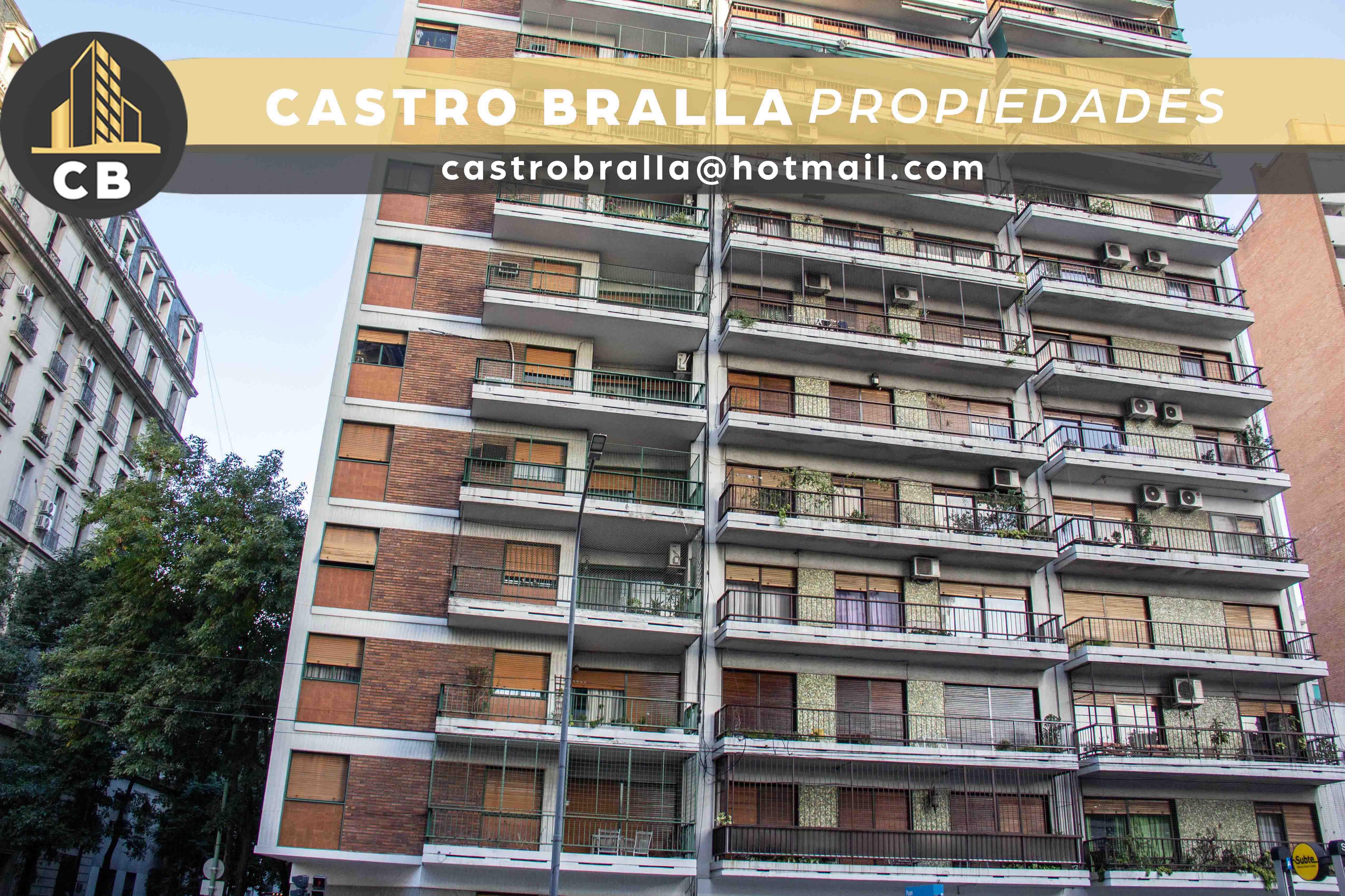 Castro Bralla Propiedades – Caballito – Depto Rivadavia