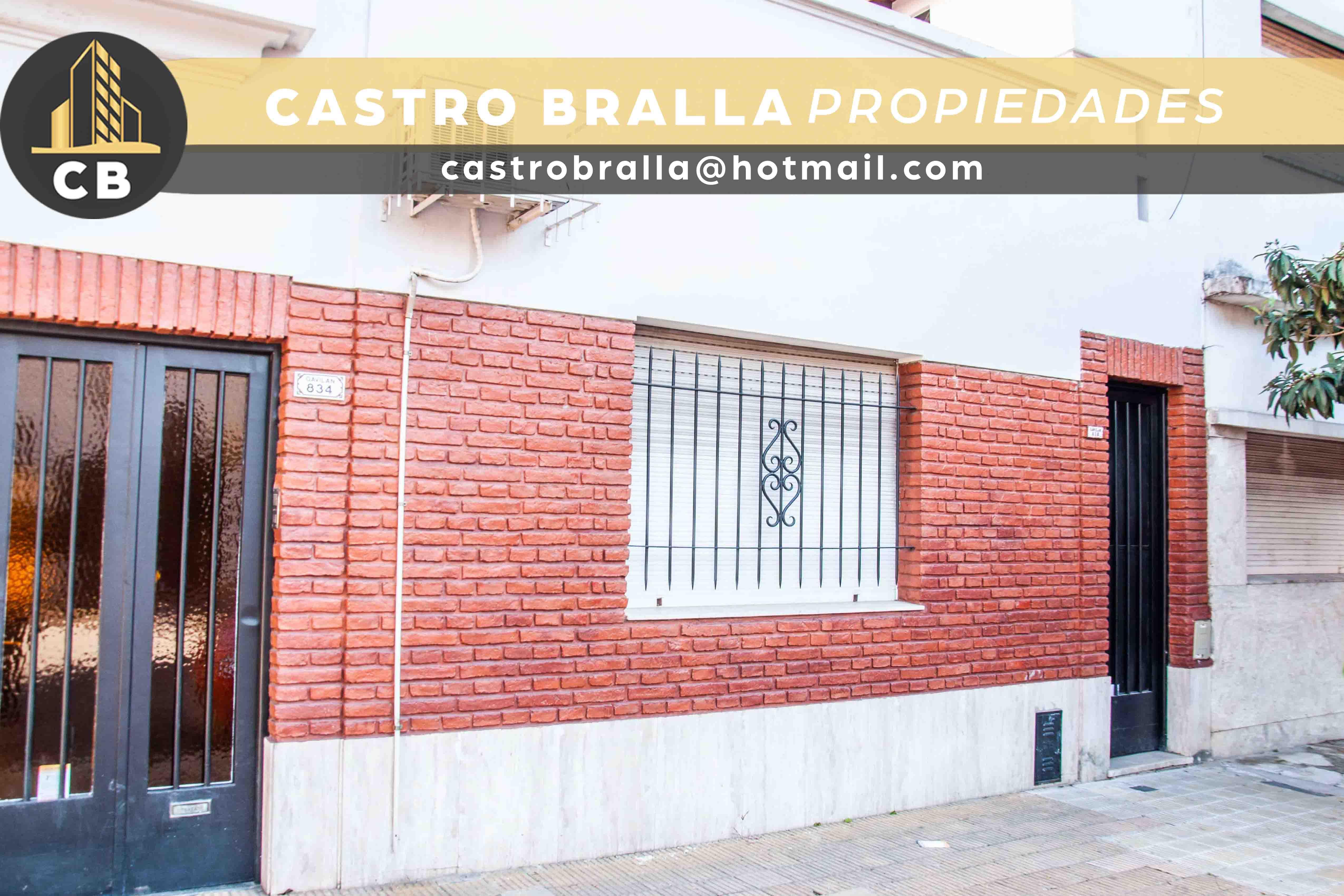 Castro Bralla Propiedades – Caballito – Gavilán